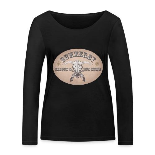 Summerby Saloon - Frauen Bio-Langarmshirt von Stanley & Stella