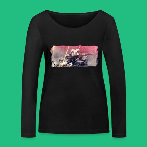 tireur couche - T-shirt manches longues bio Stanley & Stella Femme