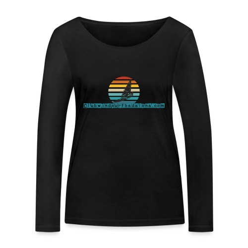 Windsurfer - Camiseta de manga larga ecológica mujer de Stanley & Stella