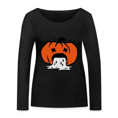 Halloween - Frauen Bio-Langarmshirt von Stanley & Stella