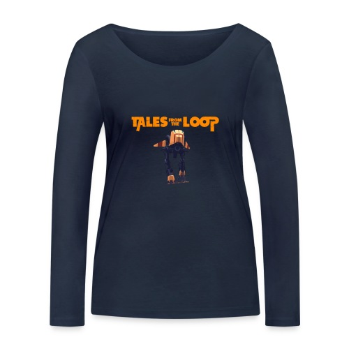 Tales from the loop - Camiseta de manga larga ecológica mujer de Stanley & Stella