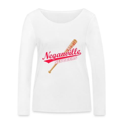 Neganville Sluggers - Women's Organic Longsleeve Shirt by Stanley & Stella