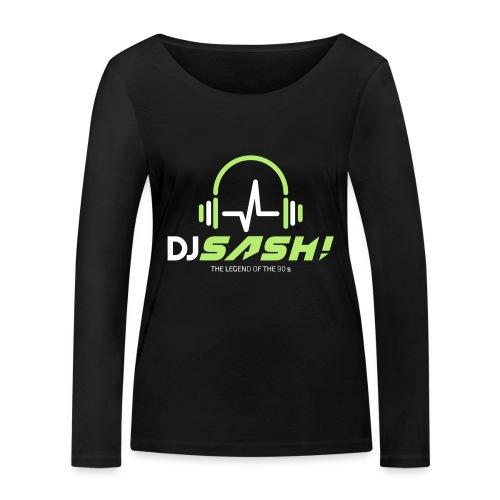 DJ SASH! - Headfone Beep - Women's Organic Longsleeve Shirt by Stanley & Stella