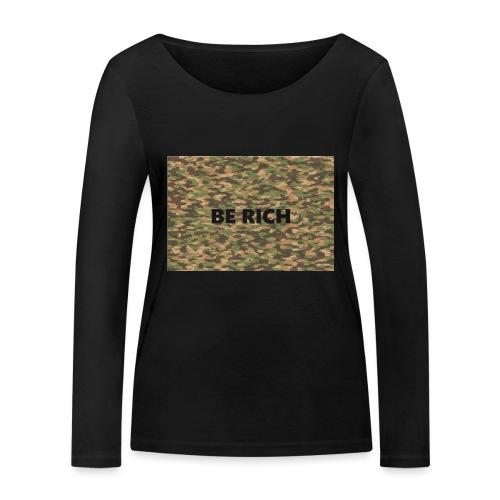 ARMY TINT - Vrouwen bio shirt met lange mouwen van Stanley & Stella