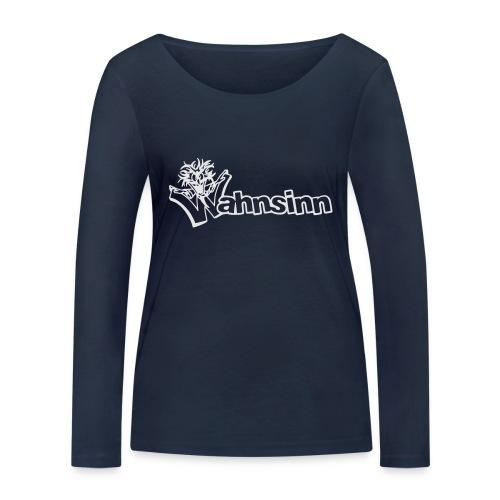 Wahnsinn Logo - Vrouwen bio shirt met lange mouwen van Stanley & Stella