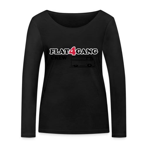 f4g crew - Vrouwen bio shirt met lange mouwen van Stanley & Stella