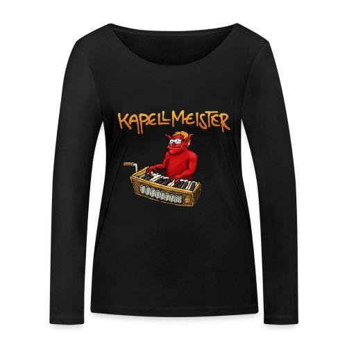 Kapellmeister - Women's Organic Longsleeve Shirt by Stanley & Stella