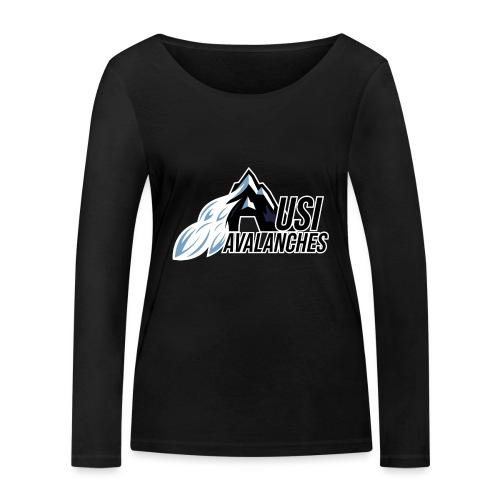USI Avalanches - Frauen Bio-Langarmshirt von Stanley & Stella