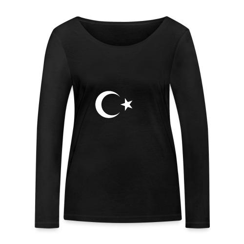 Turquie - T-shirt manches longues bio Stanley & Stella Femme