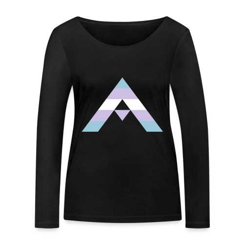 shirt_ally_trans - Ekologisk långärmad T-shirt dam från Stanley & Stella