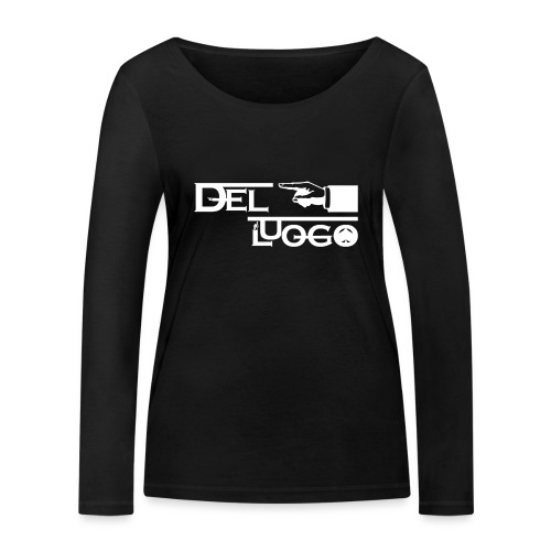 HOODIE DEL LUOGO (NERO,GRIGIO,ROSSO) - Women's Organic Longsleeve Shirt by Stanley & Stella