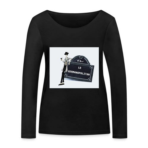 Sac Le Germanopolitan - T-shirt manches longues bio Stanley & Stella Femme