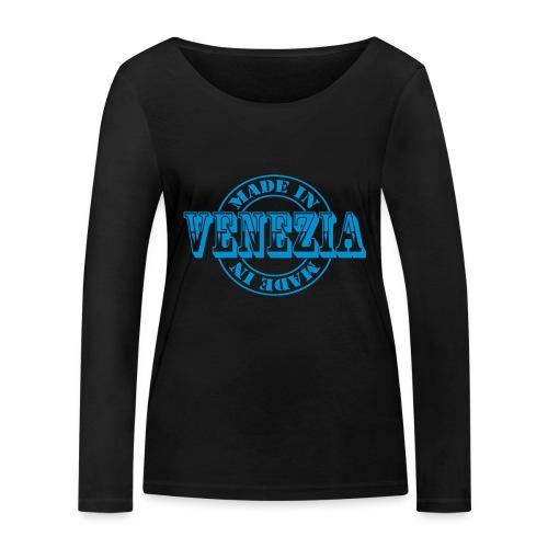 made in venezia m1k2 - Maglietta a manica lunga ecologica da donna di Stanley & Stella
