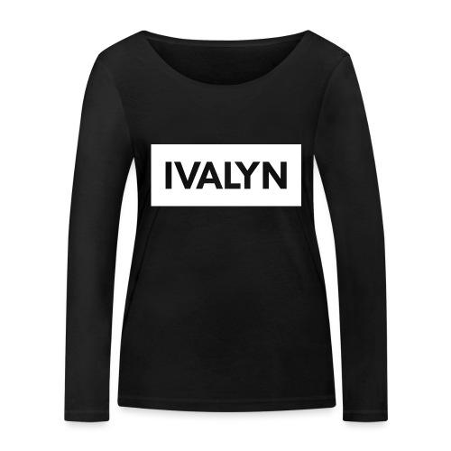 IVALYN2 png - Women's Organic Longsleeve Shirt by Stanley & Stella