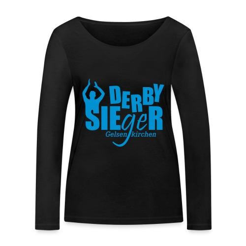 Derbysieger-Gelsenkirchen - Frauen Bio-Langarmshirt von Stanley & Stella
