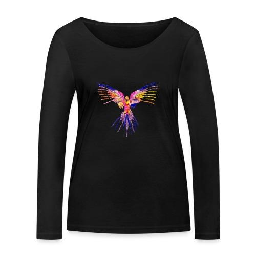 K.A Shirts - Økologisk Stanley & Stella langærmet T-shirt til damer