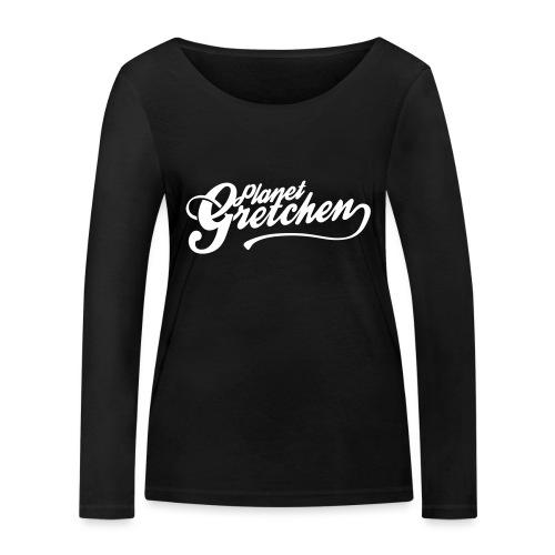 Planet Gretchen - Ekologisk långärmad T-shirt dam från Stanley & Stella