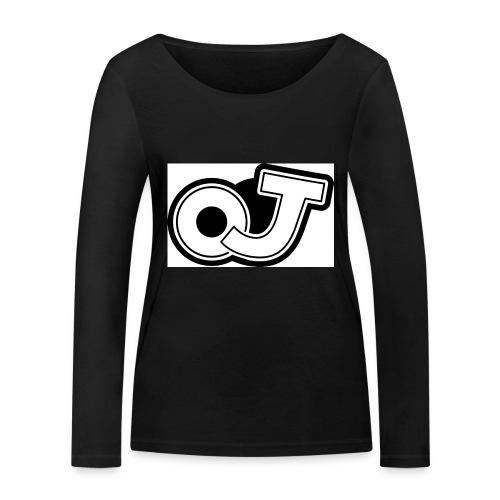 OJ_logo - Vrouwen bio shirt met lange mouwen van Stanley & Stella