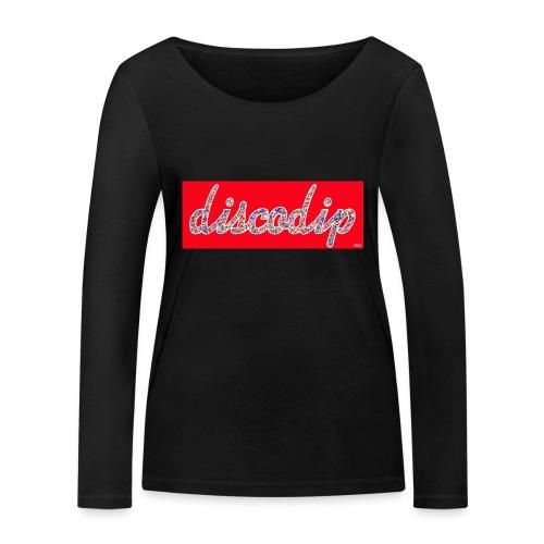 DISCODIP - Vrouwen bio shirt met lange mouwen van Stanley & Stella