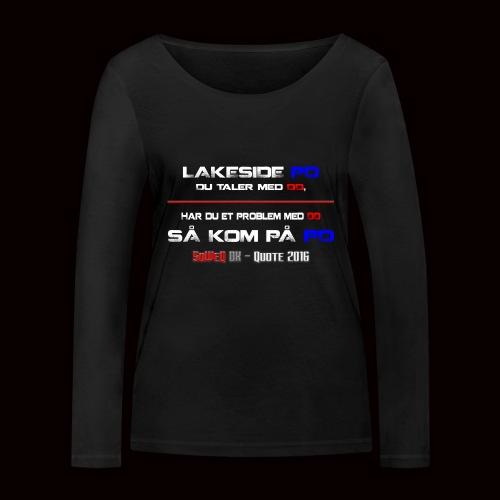 DD på PD Kollektion 2016 - Økologisk Stanley & Stella langærmet T-shirt til damer