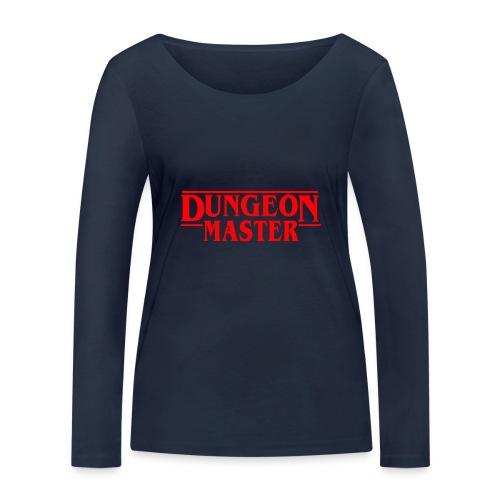 Dungeon Master - D & D Dungeonit ja lohikäärmeet dnd - Stanley & Stellan naisten pitkähihainen luomupaita