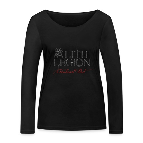 Alith Legion Logo Dragon Ebonheart Pact - Women's Organic Longsleeve Shirt by Stanley & Stella