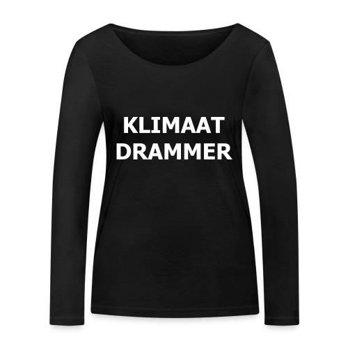 Klimaat Drammer - Women's Organic Longsleeve Shirt by Stanley & Stella