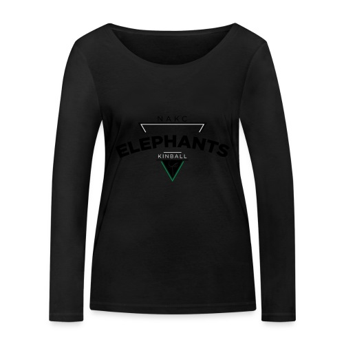 Triangle - T-shirt manches longues bio Stanley & Stella Femme