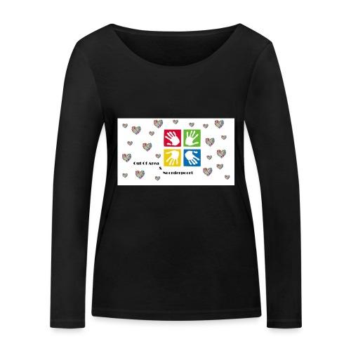 Bestsellers Out Of Area - Vrouwen bio shirt met lange mouwen van Stanley & Stella