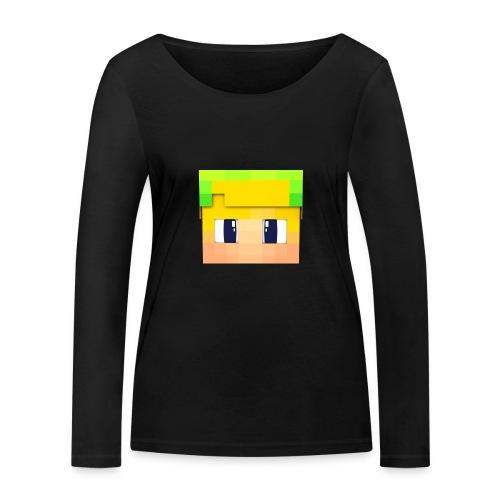Yoshi Games Shirt - Vrouwen bio shirt met lange mouwen van Stanley & Stella