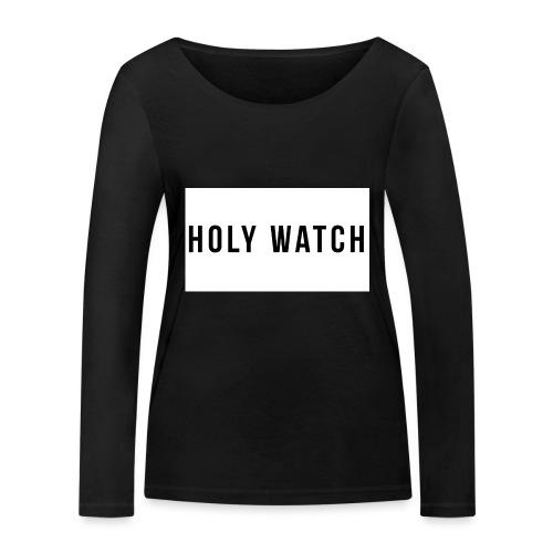 Holywatch T-Shirt - Vrouwen bio shirt met lange mouwen van Stanley & Stella
