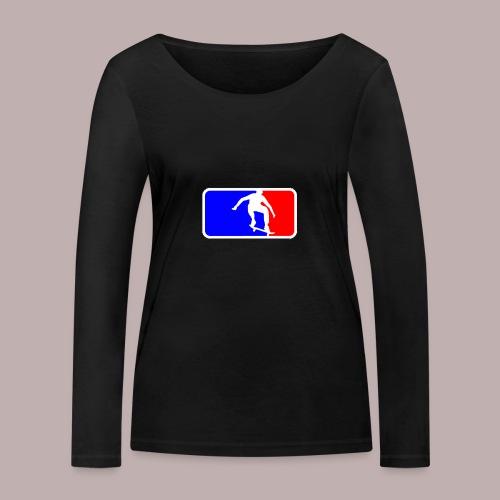 Skate league - Frauen Bio-Langarmshirt von Stanley & Stella