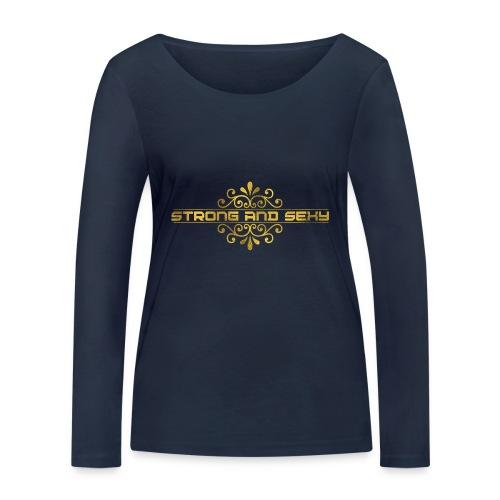 S.A.S. Women shirt - Vrouwen bio shirt met lange mouwen van Stanley & Stella