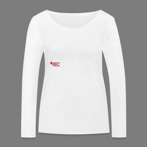 ERFINAL - Vrouwen bio shirt met lange mouwen van Stanley & Stella
