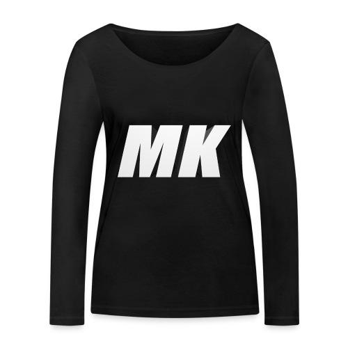 MK 3D - Vrouwen bio shirt met lange mouwen van Stanley & Stella