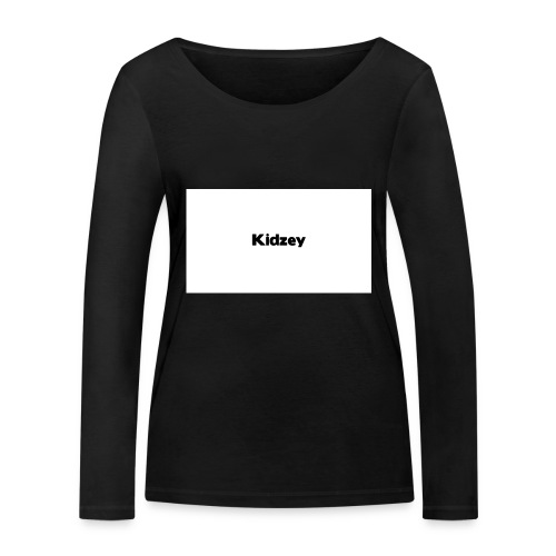 Kidzey Phonecase - Women's Organic Longsleeve Shirt by Stanley & Stella