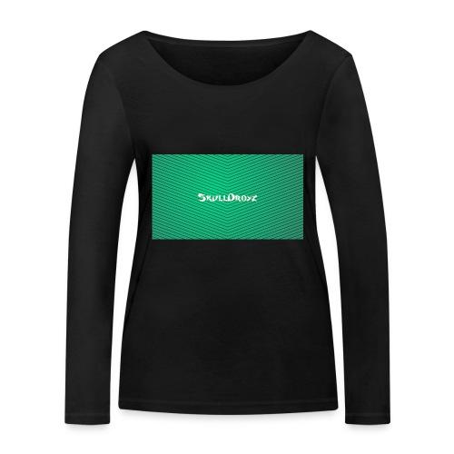 backgrounder - Frauen Bio-Langarmshirt von Stanley & Stella
