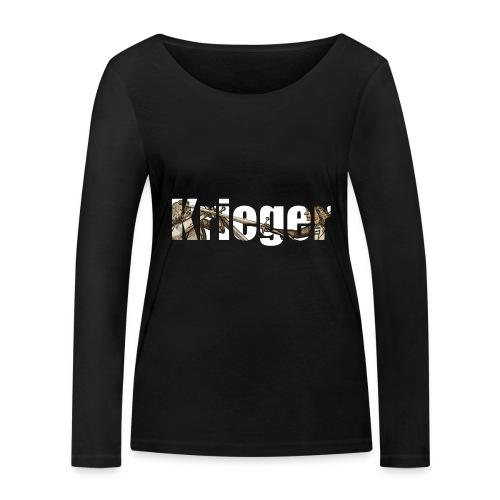 krieger - Frauen Bio-Langarmshirt von Stanley & Stella