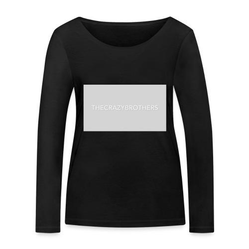 C3AB1D91 9BFF 4ACD 9AFF B33057A50BA8 - Ekologisk långärmad T-shirt dam från Stanley & Stella