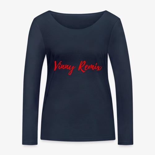 That's Vinny ART - Maglietta a manica lunga ecologica da donna di Stanley & Stella