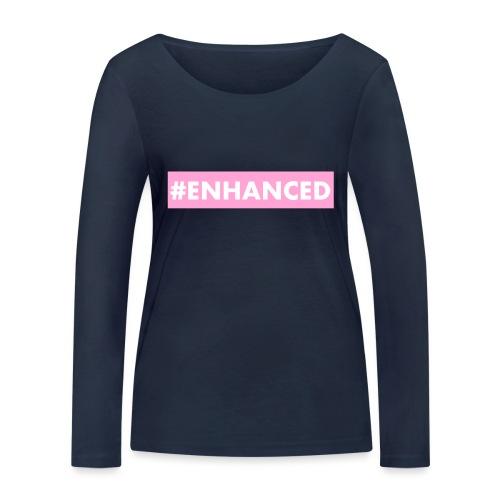 ENHANCED BOX - Women's Organic Longsleeve Shirt by Stanley & Stella
