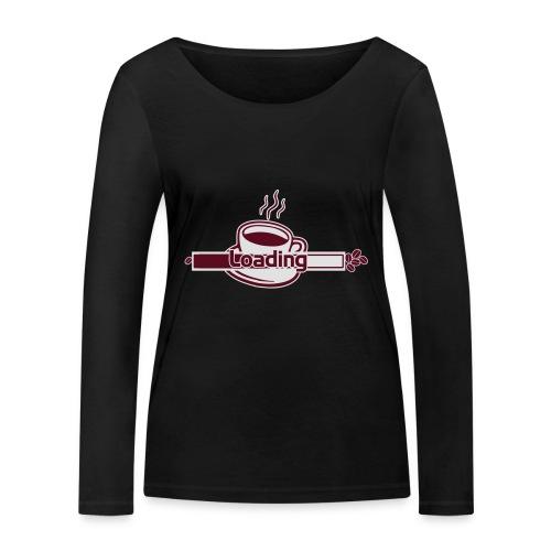 loading - Frauen Bio-Langarmshirt von Stanley & Stella