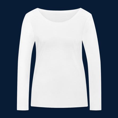 Stars and Stripes White - Frauen Bio-Langarmshirt von Stanley & Stella