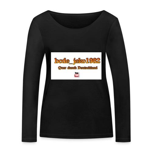 quer durch deutschland - Frauen Bio-Langarmshirt von Stanley & Stella