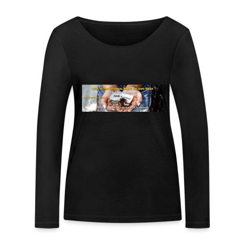 BIW-Cover - Vrouwen bio shirt met lange mouwen van Stanley & Stella
