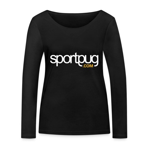 SportPug.com - Stanley & Stellan naisten pitkähihainen luomupaita