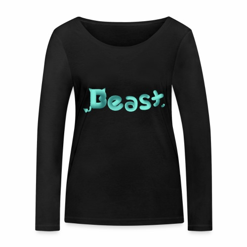Beast - Women's Organic Longsleeve Shirt by Stanley & Stella