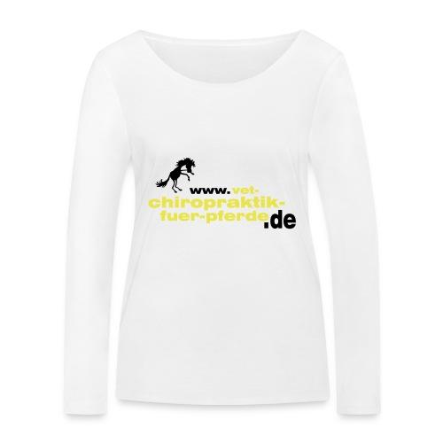marta - Frauen Bio-Langarmshirt von Stanley & Stella