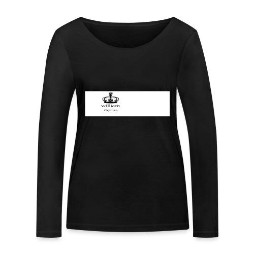 william - Women's Organic Longsleeve Shirt by Stanley & Stella