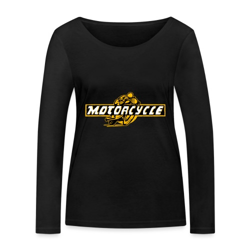 Need for Speed - T-shirt manches longues bio Stanley & Stella Femme
